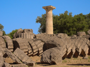 Zeustempel Olympia