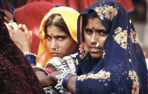 Indien4 Pilgerinnen © Wasella vhs Aalen