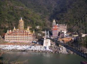 Indien9 Rishikesh© Wikimedia CCA Generic