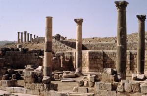 Jordanien 13 Jerash © Wasella vhs Aalen